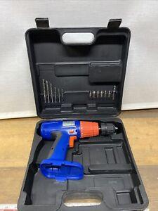 Draper 18v Ni-Cd Cordless Combi Hammer Drill 88174 & Case Only CHD180V2