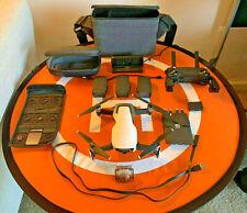 DJI Mavic Air, 4K Drone, 2 Extra Batteries, Travel Bag, Landing Pad + MORE!!