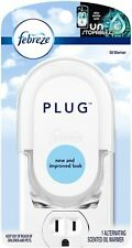 Febreze 76985 Electric Plug-In Air Freshener, White