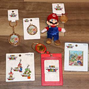 SUPER NINTENDO WORLD Grand Opening Commemorative MARIO Items Assort USJ Limited