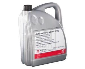 Febi Atf Fluid 5 Litres Automatic Transmission Oil 29738 - 5 YEAR WARRANTY