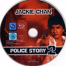 POLICE STORY II - Cau Chuyen Canh Sat 2 - Phim Le Blu-Ray - Jackie Chan - USLT