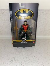 DC Comics Batman Knight Missions Robin Action Figure