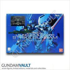 NEW Chogokin Metal Material Model Launcher & Sword Strike Gundam Bandai US