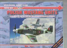 Polish Mustang Units - AJ-Press ENGLISH !! + Decals