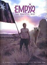 Partition pour guitare voix clavier basse - The Peaceful Riot - Empyr