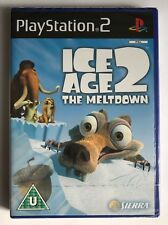 PS2 Ice Age 2 The Meltdown (2006), UK Pal, Brand New & Factory Sealed