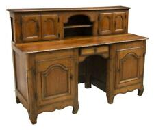 Gorgeous Rare Child'S French Fruitwood Bureau A Gradin Writing Desk!