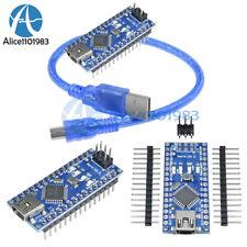 Nano V3.0 FT232RL ATmega328P 5V 16M Micro-controller USB Board Cable for Arduino