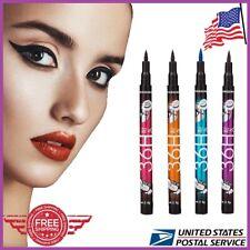 36H Eyeliner Waterproof BLACK Pen Liquid BROWN Eye Liner Pencil Make Up 2.5g USA