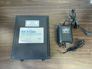 ESI IVX S-Class Gen II All-in-One Digital Phone System w/ Power Supply