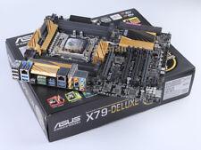 NEW ASUS X79-DELUXE LGA 2011 Intel X79 Motherboard SATA 6Gb/s USB3.0