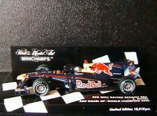 RENAULT RB6 #5 ABU DHABI GP WC 2010 VETTEL RED BULL RACING MINICHAMPS 410100105