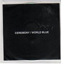 (CZ371) Ceremony, World Blue - 2012 DJ CD