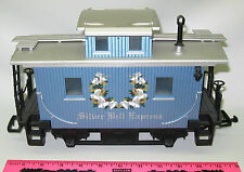 Lionel New Silver Bell Express Caboose