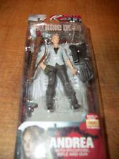 The Walking Dead TV Series 4 Andrea MacFarlane Action Figure  New