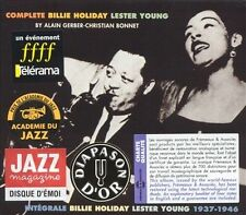 Young, Holiday, The Complete Billie Holiday and Lester Young 1937-1946, Excellen