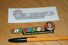 """Rossi """"THE DOCTOR"""" Decals 2012 (Pair)"""