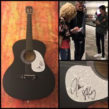 GFA Karen & Kimberly * LITTLE BIG TOWN * Band Signed Acoustic Guitar AD2 COA