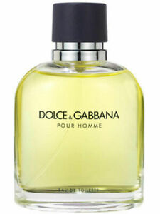 Dolce & Gabbana Pour Homme 4.2 oz Cologne NEW in tester box with Cap