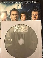 Hawaii Five-0 - Season 2, Disc 4 REPLACEMENT DISC (not full season)