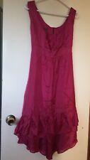 New Silk Janin Dress Size 12 RRP $210 Great X-mad Present