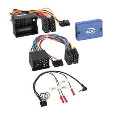 Lenkradfernbedienung Adapter LFB Interface für BMW 3er 17-Rundpin / Quadlock