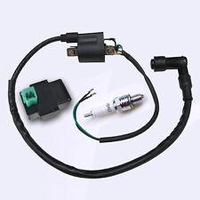 Ignition Coil Spark Plug CDI For HONDA ATC XR CRF TRX 50c 70cc 125cc 250cc 300cc