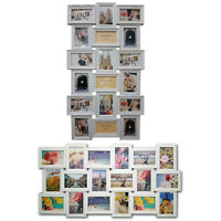 18 Multi Photo Frame Family Love Friends Party Wall Mounted Picture Album Frames