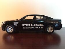Maryville Tennessee Police Traffic Unit 1:24 Dodge Charger