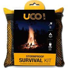 Pack de survie UCO Stormproof Survival Kit