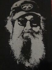 NWOT - DUCK COMMANDER'S SI ROBERTSON Adult Size L Double-Sided Short Sleeve Tee