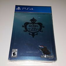Song of the Deep Collectors Edition PS4 PlayStation 4