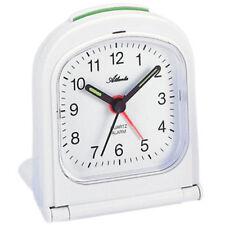 Quarz - (batteriebetriebene) Wecker mit Urlaubs-Thema fürs Schlafzimmer