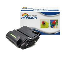 Black Toner Cartridge replace for HP LaserJet 4200 Q1338A 38A