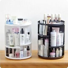 New 360 Degree Rotation Cosmetics Storage Box Fashion Spin Multi-function Beauty