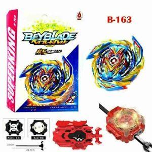 B163 Takara Tomy Beyblade Burst SuperKing Booster Brave Valkyrie.Ev' 2A New