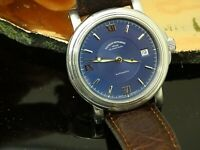 Muhle Glashutte Automatic Men's Wrist Watch M12420 Germany 25 Jewels
