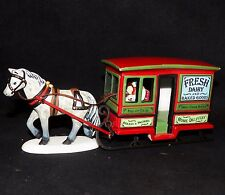 Retired Department 56 New England Village Accessory Dairy Delivery Sleigh 56622