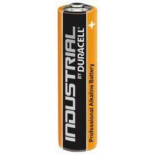 100x MN2400 IN2400 Micro AAA LR03 Alkaline-Profi-Batterie Duracell industrial