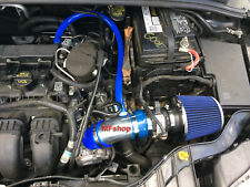 Blue For 2012-2018 Ford Focus 2.0L L4 Non-Turbo S SE SEL Titanium Air Intake
