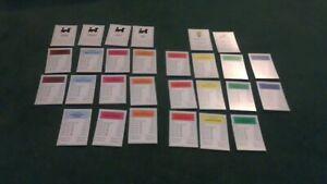 Monopoly Property Cards (2008), Replacement Parts or Arts & Crafts FREE SHIPPING