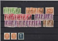 bavaria 1920 mm+used stamps cat £200 ref 12235