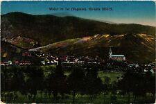 CPA Weier im Tal - Kampfe 1914/15 (471686)