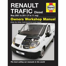 Renault Traffic Diesel Service and Repair Manual: 2001-2011 by Martynn...