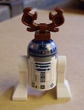 Lego Star Wars Figur - Reindeer R2-D2 ( Renntier Geweih Droide Druide ) Neu