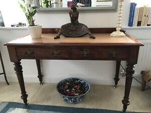 Victorian Writing Desk/Console Table