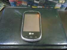 LG T310 - Black (Tesco Mobile Locked) Mobile Phone