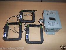 E-MON D-MON 6001600KIT 3 PHASE CLASS 2000 1600 AMP KWH METER 4W 346V/600V