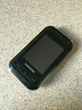 Samsung GT C3300K - Black (Unlocked) Mobile Phone
